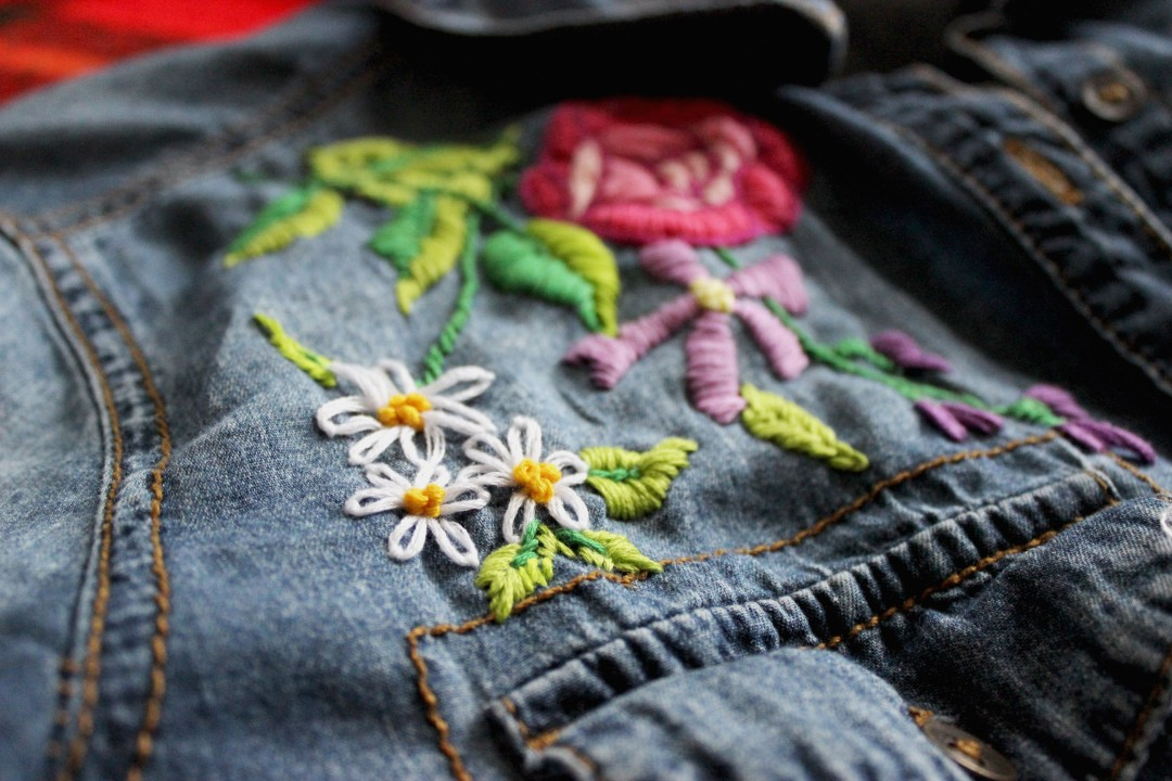 Lazy Daisy Easy Embroidery My Actual Brand