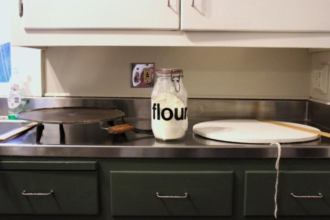 Lefse Flour Griddle