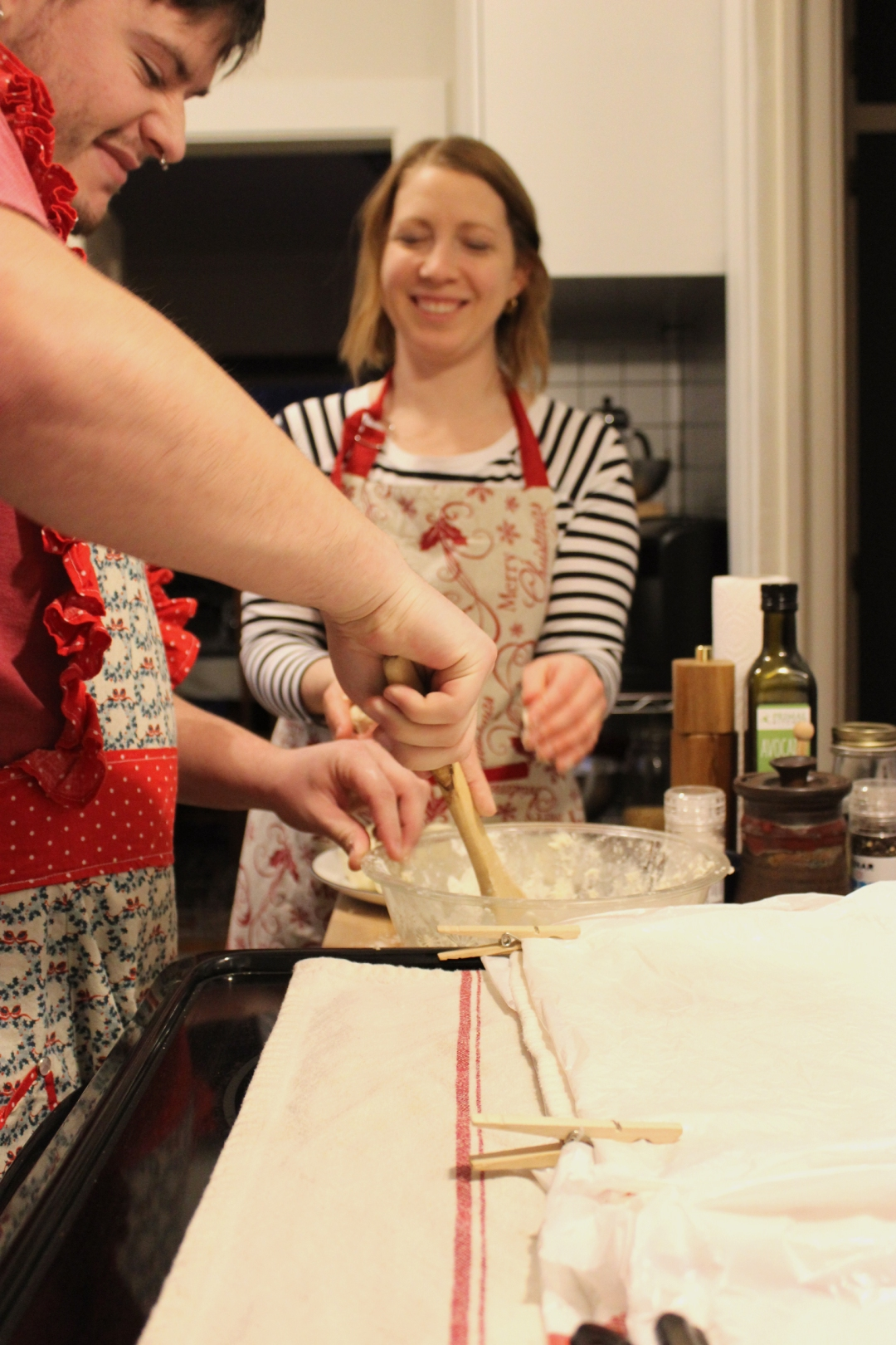 Lefse Making With Friends My Actual Brand