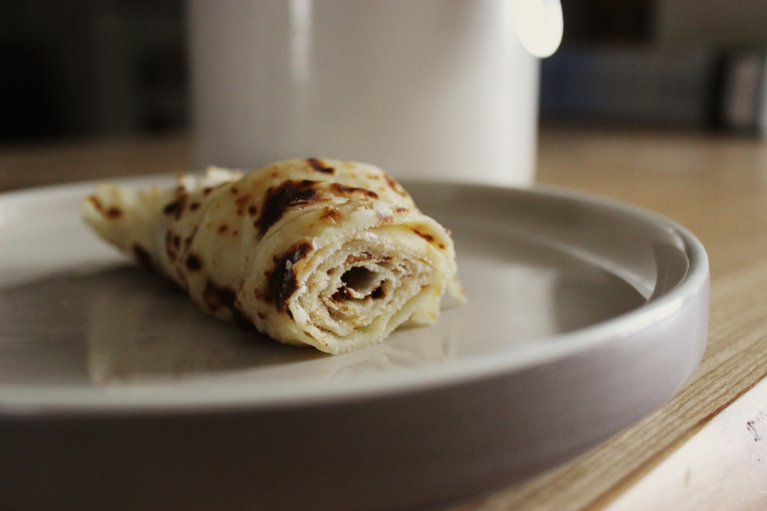 Lefse Norwegian Christmas Dessert My Actual Brand