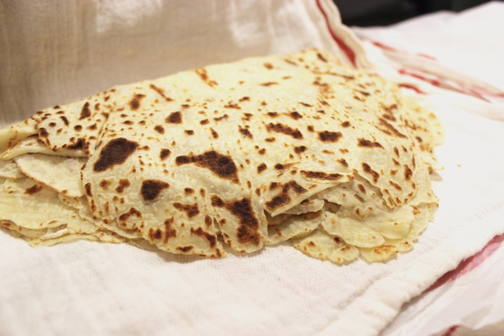 Lefse Sweating My Actual Brand