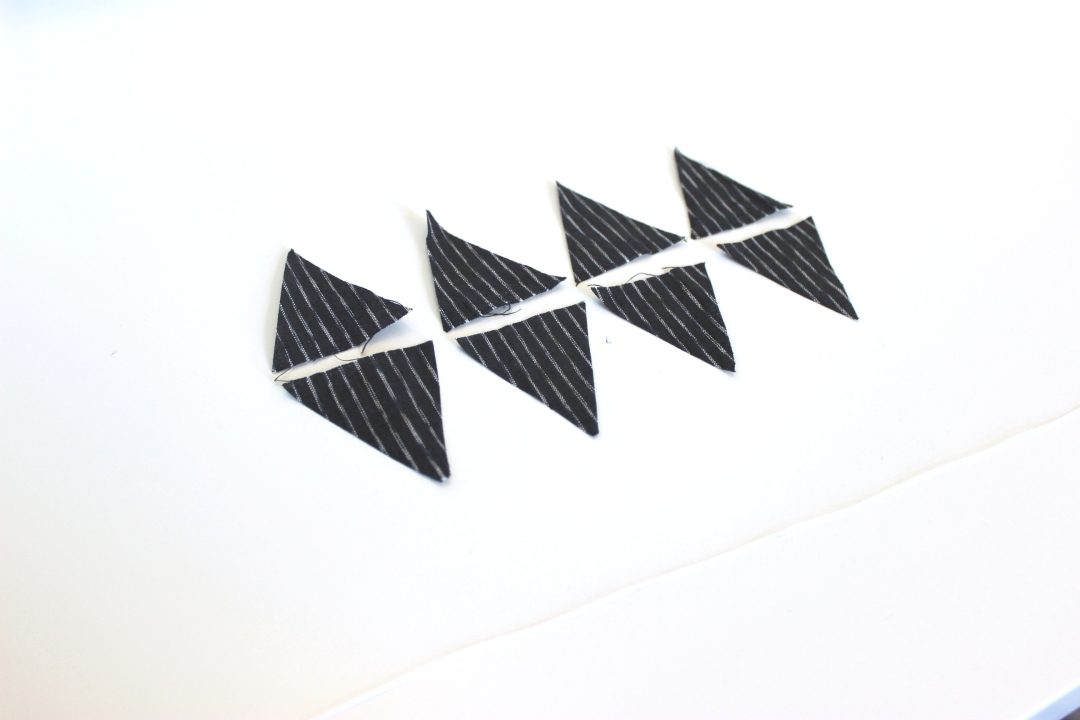 DIY No Sew Bunting Cake Topper Step 1.JPG