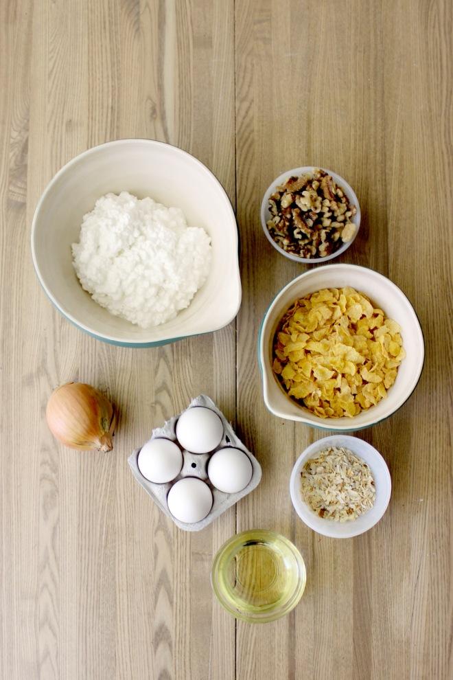 Meatless Meatloaf Ingredients Recipe