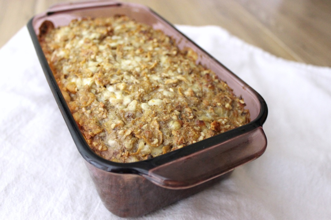 Meatless Meatloaf Recipe