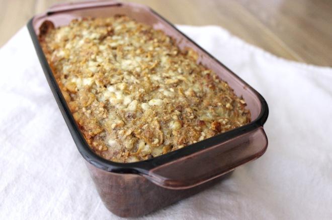 Meatless Meatloaf Recipe