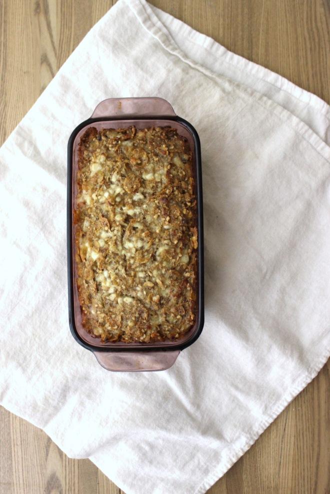 Meatless Meatloaf Vegetarian Meatloaf Recipe
