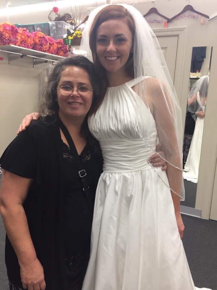Save on your Wedding Dress