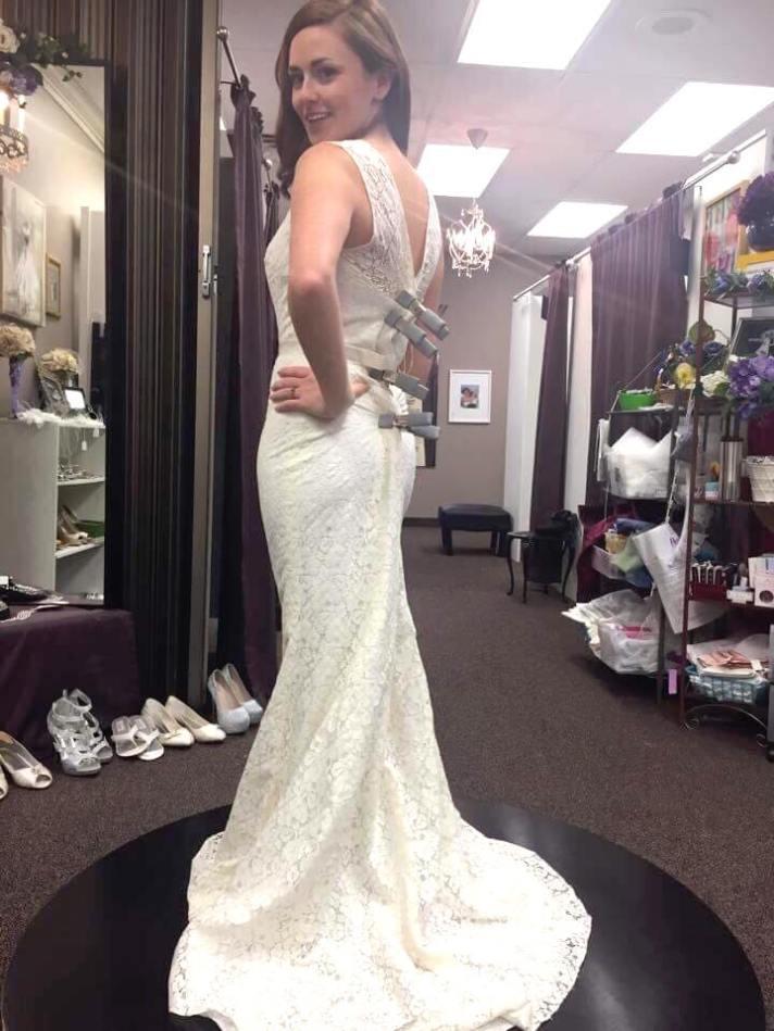Saving Money on Wedding Dress