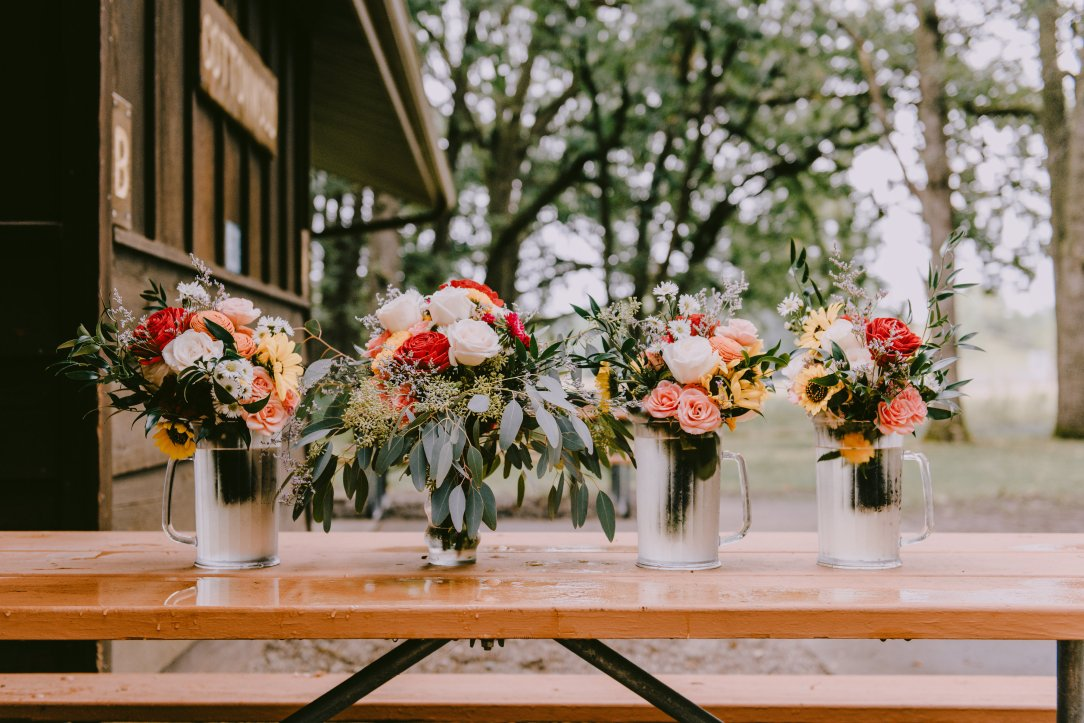 10 Tips For Diy Wedding Flowers Real Life Costs My