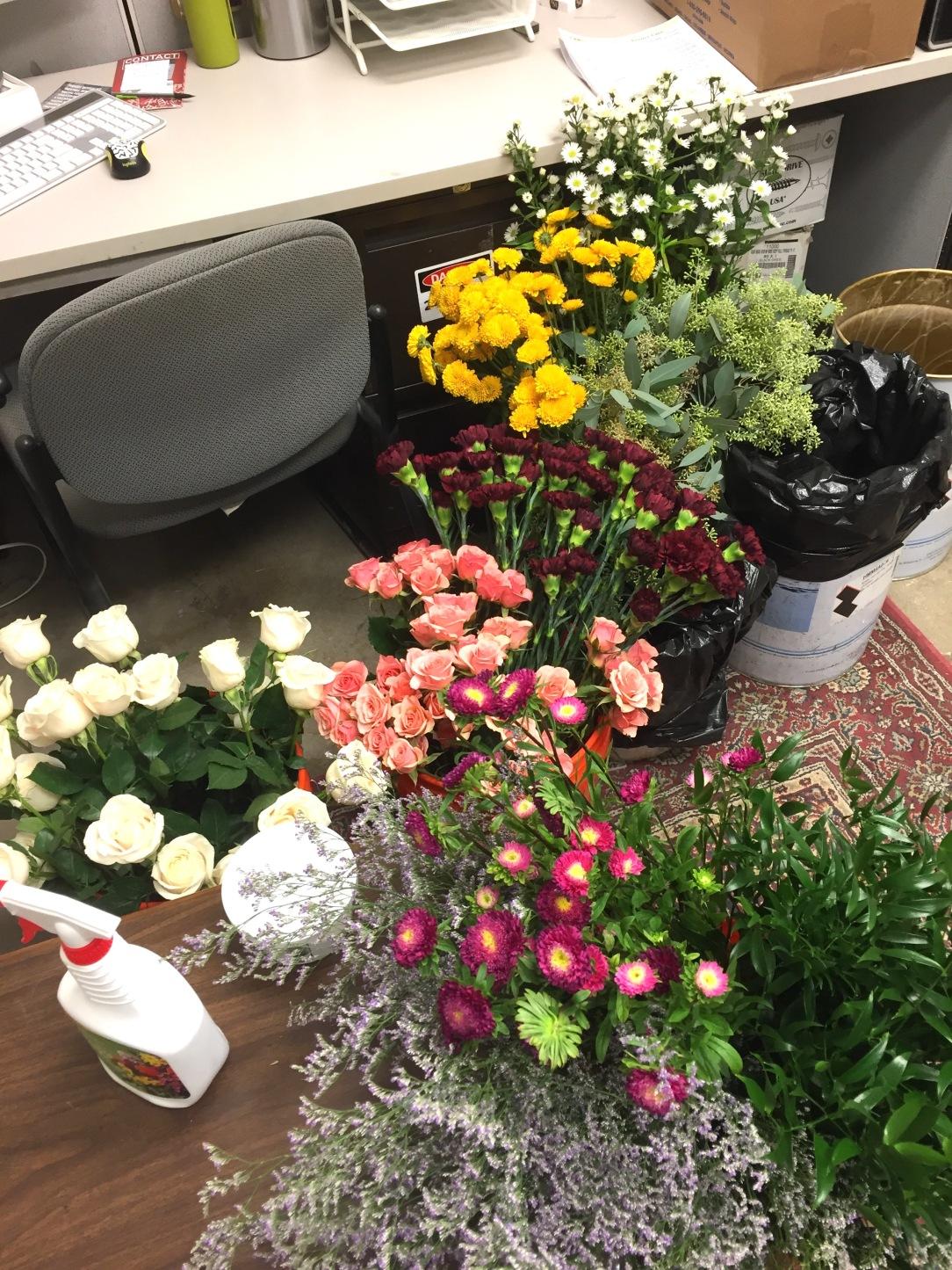 How To DIY Wedding Flowers